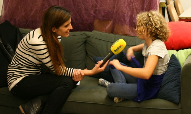 Interview mit Radio L